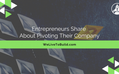 Entrepreneurs share about pivoting their company