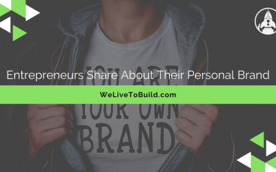Entrepreneurs share about their personal brand