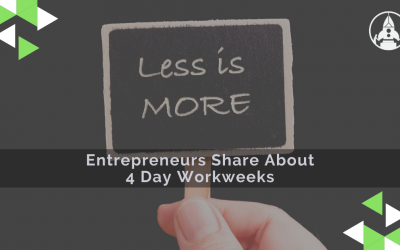 Entrepreneurs share about 4 day workweeks